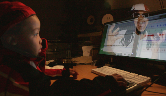 Image of young Producer