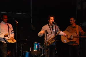 Johnny Hirsch band