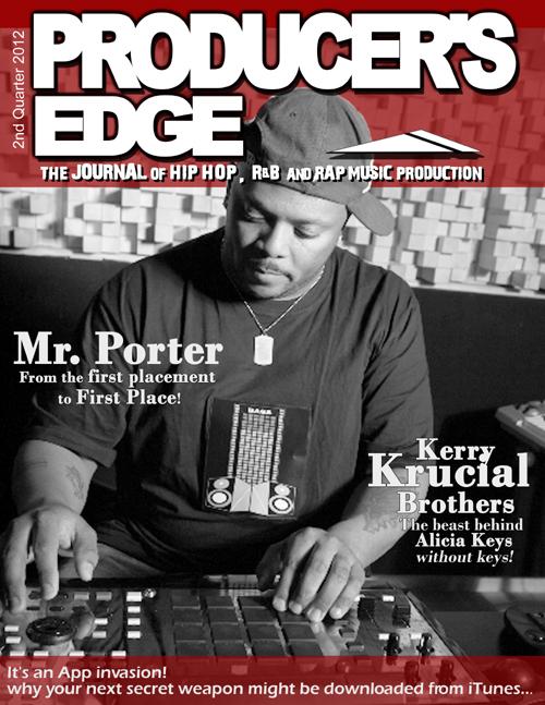 Producer's Edge Issue 10 Mr Porter