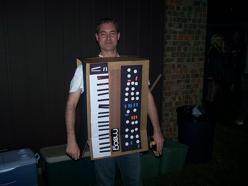 Best costume we've seen. lolz
