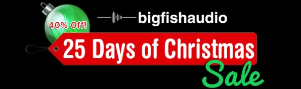 25 days of Christmas sale