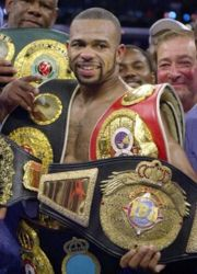 Roy Jones boxing champion