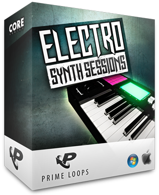 Prime Loops Electro Synth Sessions