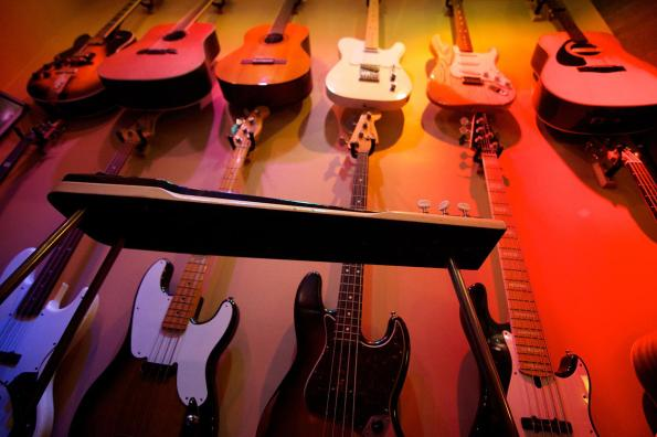 Kelvin's Guitars