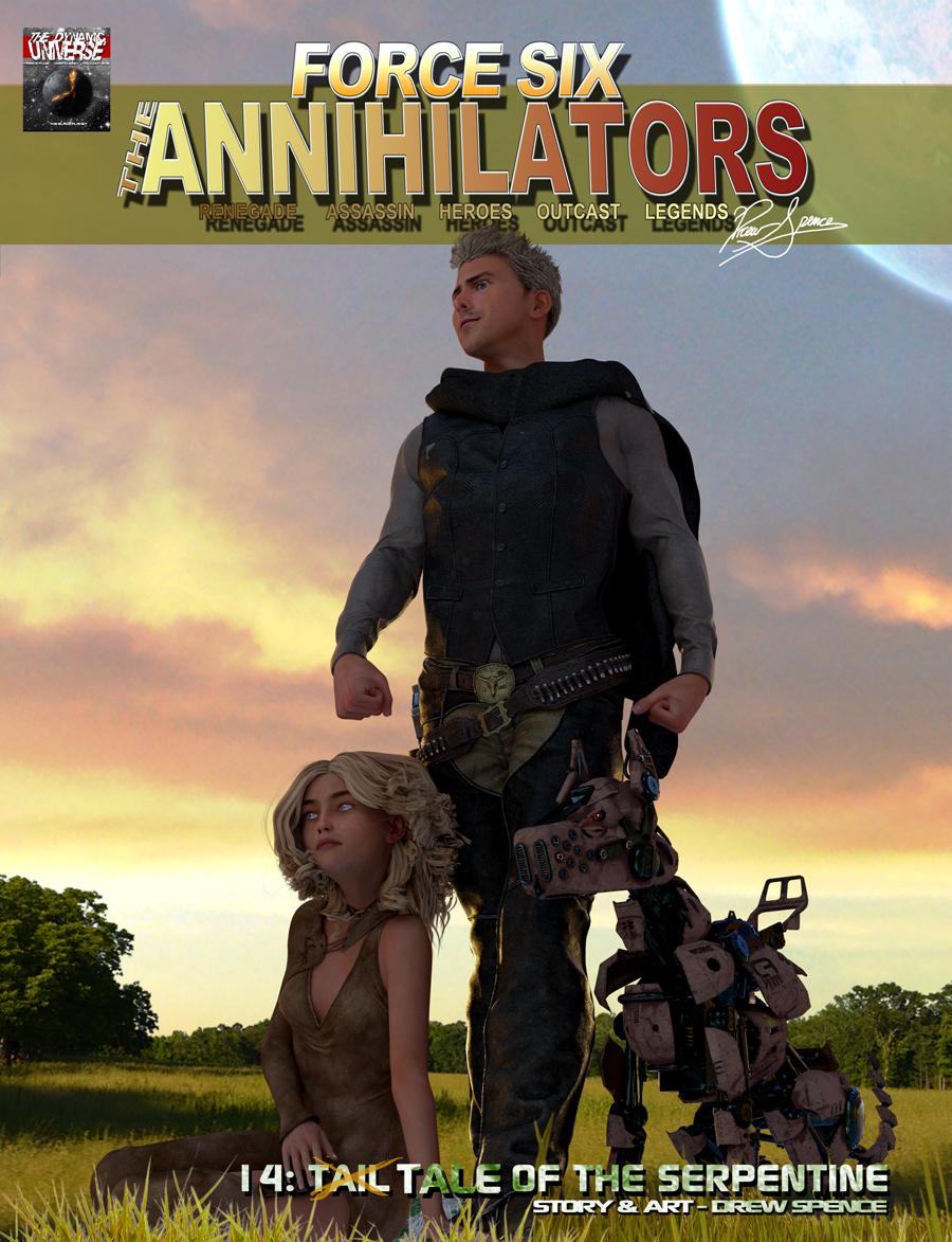 Force Six The Annihilators episode 14